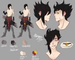 Raven concept sheet