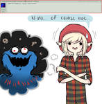 Q8- Cookie Monster