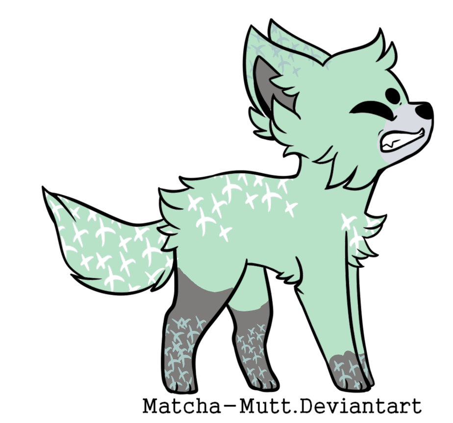 Feral Dog Adopt [CLOSED] by Adopt-Our-Childs