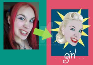 Girl Compare