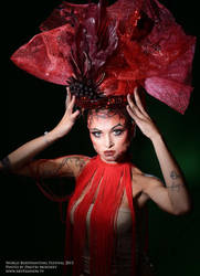 The Hat. Accessories for World Bodypainting Academ
