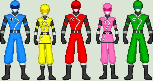 Arashi Sentai Shinoger(Finished) by CrBotBox