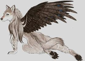 Nightwolf...Version 2 by LuthienNightwolf