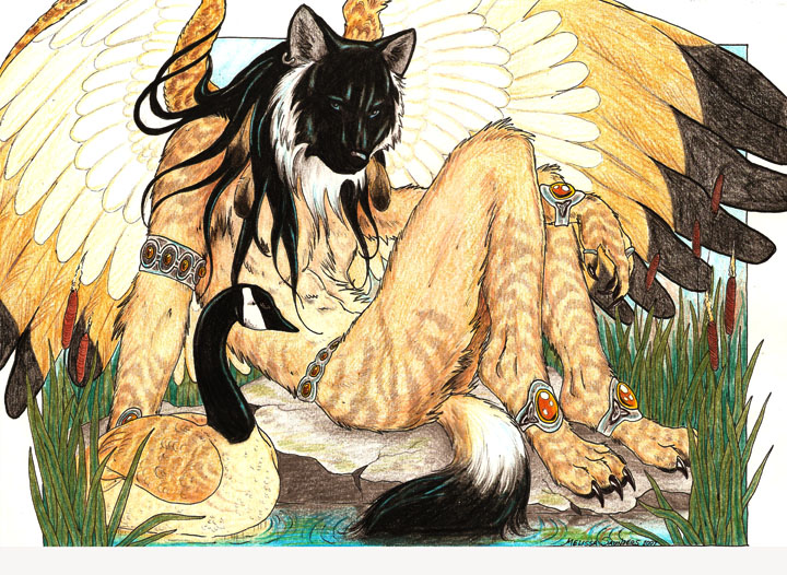 Diriel by LuthienNightwolf