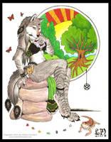 Merry Meet by LuthienNightwolf