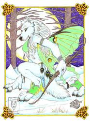 Wintermoon by LuthienNightwolf