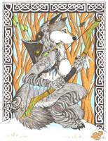 Self Reliance by LuthienNightwolf