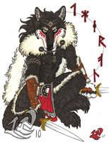 Battle Ready by LuthienNightwolf