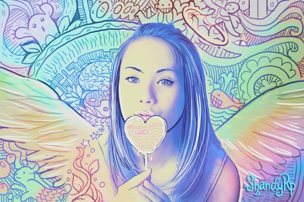 CandymaginatioN by ShandyRp