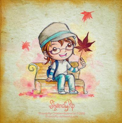 1st Autumn by ShandyRp