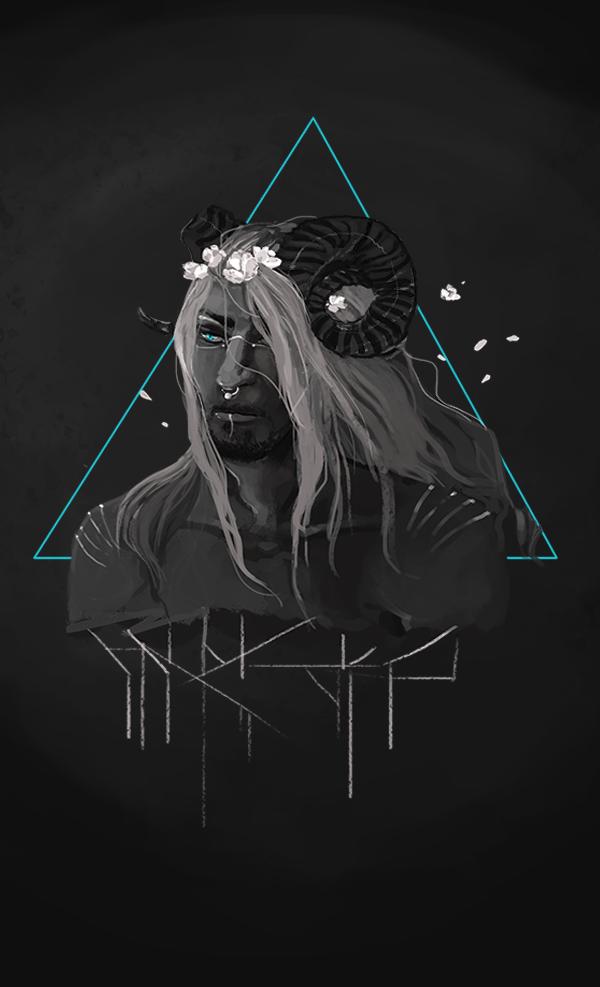 The Portrait by TrueSurrender