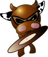NinjaMoo by moosticks