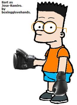 Bart 'Jose-Ramiro' Simpson