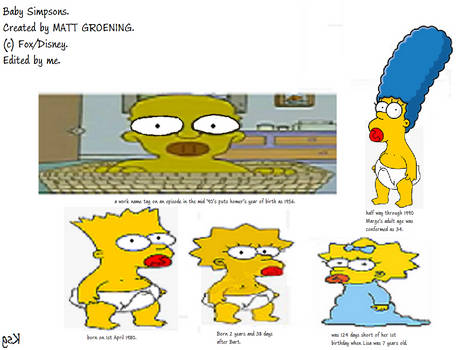 Baby Simpsons
