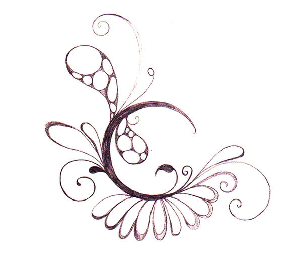 swirl design 2 by daisybisley on deviantart. Black Bedroom Furniture Sets. Home Design Ideas