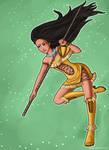 Queen's Crown - Pocahontas