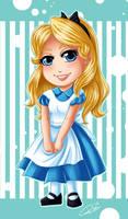 Disney Chibi 03 - Alice