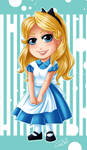 Disney Chibi 03 - Alice