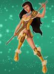 Queen's Crown Pocahontas