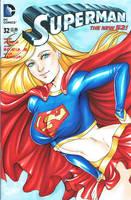 Supergirl1216 by AerianR