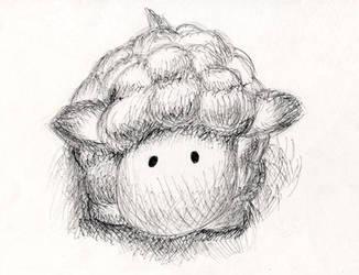 sheep by Israfel03