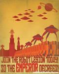 Robot Recruitment Poster
