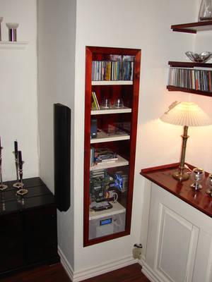 Living Room Casemod by nr-one