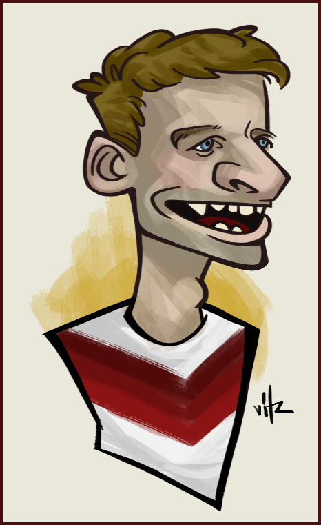 Thomas Muller by vitzzz
