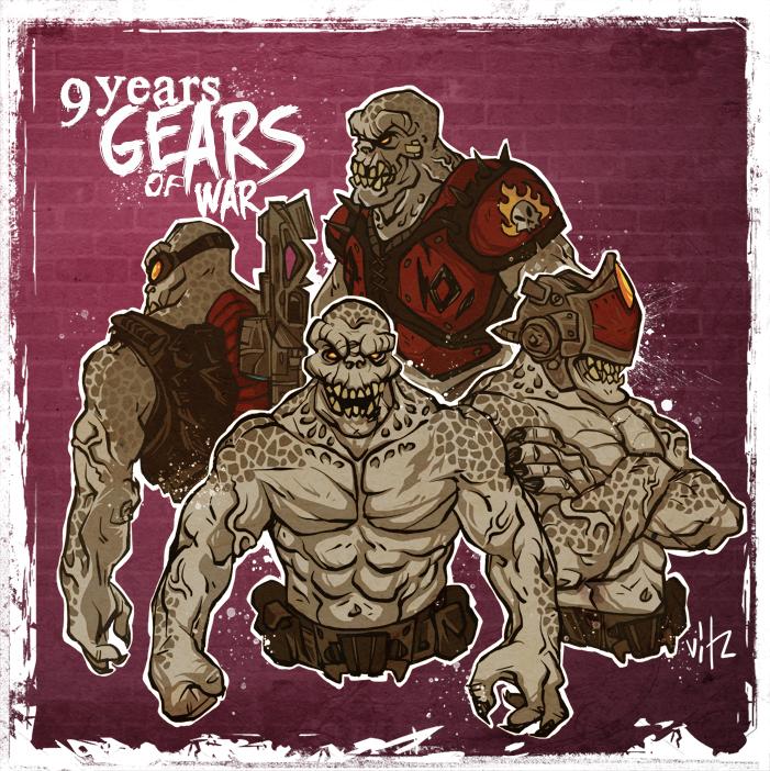 9 Years by vitzzz