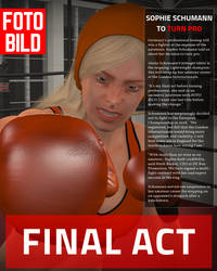 Sophie to turn pro after the London Internationals by alesiaboxing