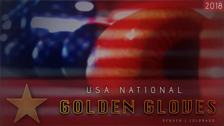 USA National Golden Gloves by alesiaboxing