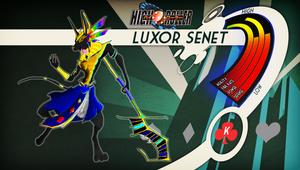 HIGH ROLLER (F.C.): Luxor Senet - Stats and Bio