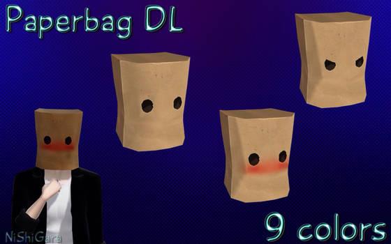 MMD Paperbag DL