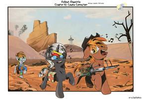 Fallout Equestria Ch. 10 by IIapIIIuBbIu