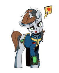 Fallout Equestria -  Littlepip (2)