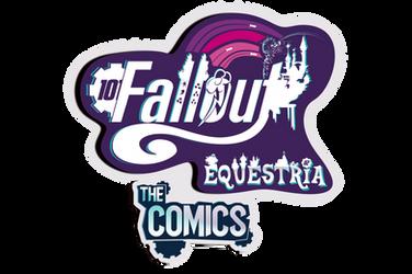 Fallout Equestria - logo parody