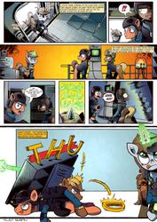 Chapter One - comics FOE