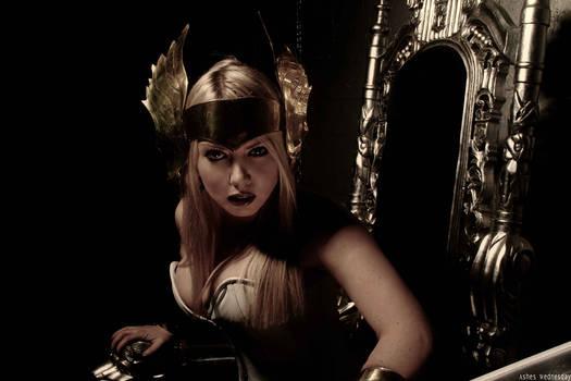 Lexi Sindel as She-Ra