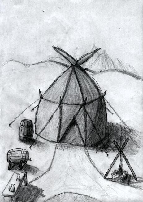 Strange Tent