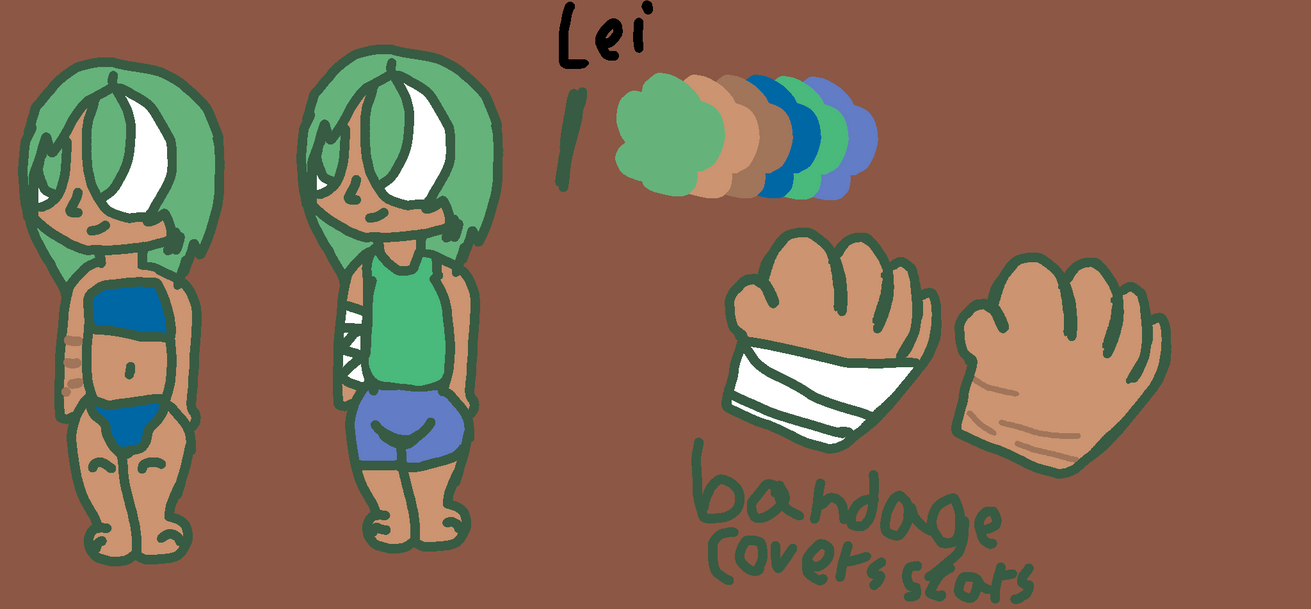 Lei Ref by patchy-moon