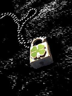 My Good Luck Charm... by Dubbleyoo-Tee-Eff