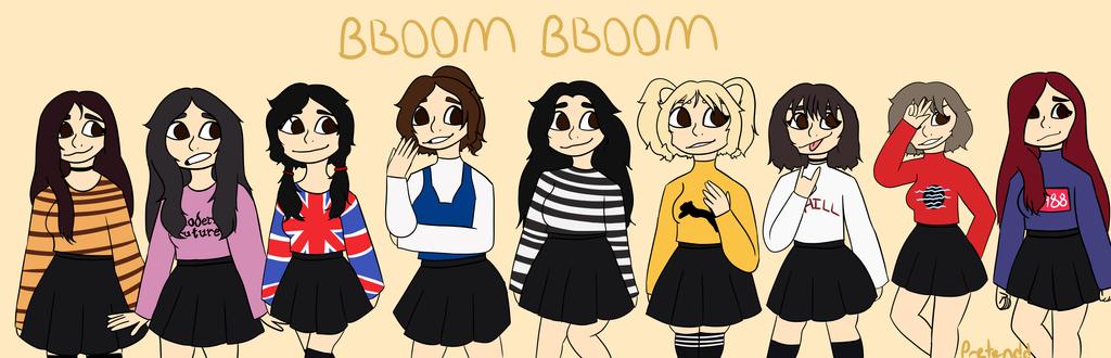 bboom bboom by JustPlayPretendd