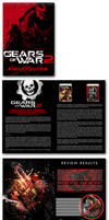 Gears of War 2 Fieldguide by Autopsyrotica-Art