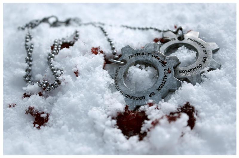 Fallen Snowblind by Autopsyrotica-Art