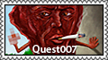 Quest007 stamp I by Autopsyrotica-Art