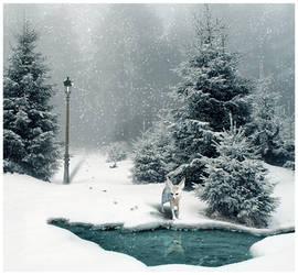 Winter Wonderland by Autopsyrotica-Art