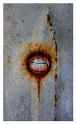 Hole I by Autopsyrotica-Art