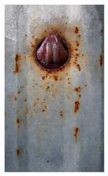 Hole III by Autopsyrotica-Art