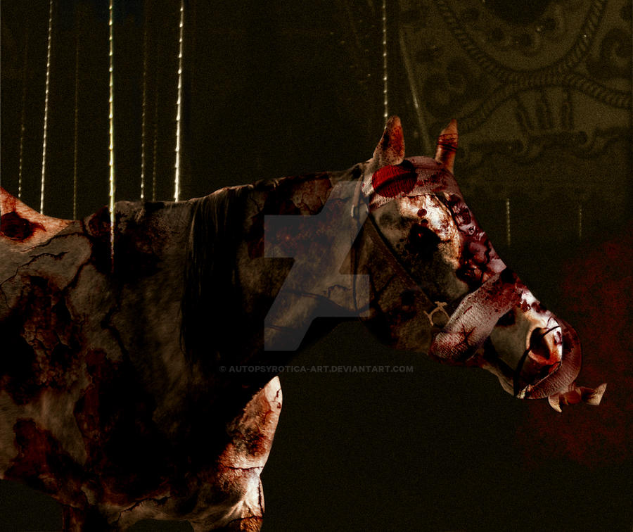 Silent Hill 3- Carousel by Autopsyrotica-Art