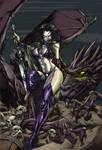 Lady Death CG